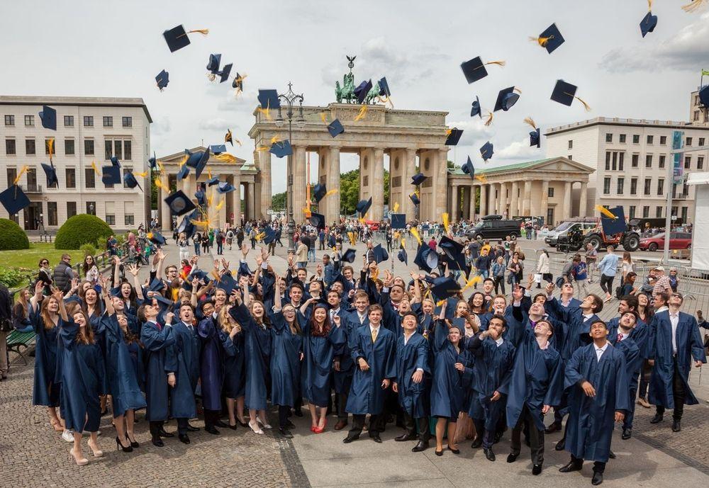 С этого учебного года высшее образование по всей Германии бесплатное