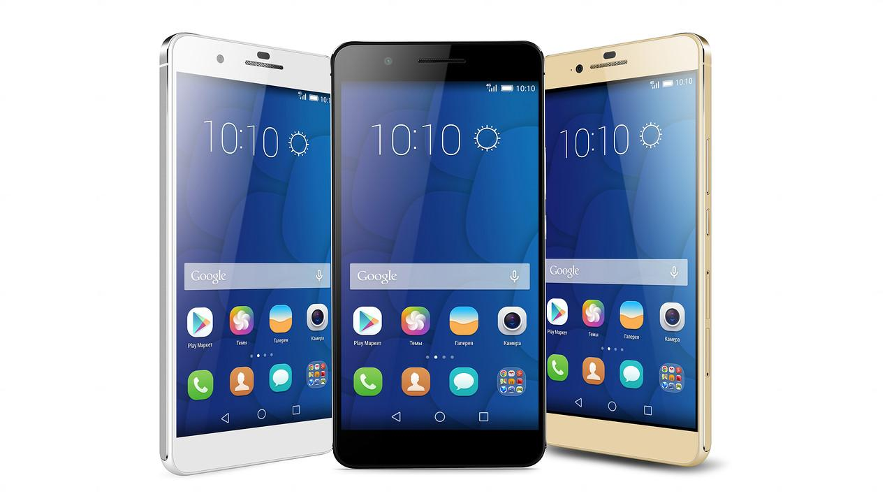 Honor 6 Plus от Huawei на Android с дуал-камерой