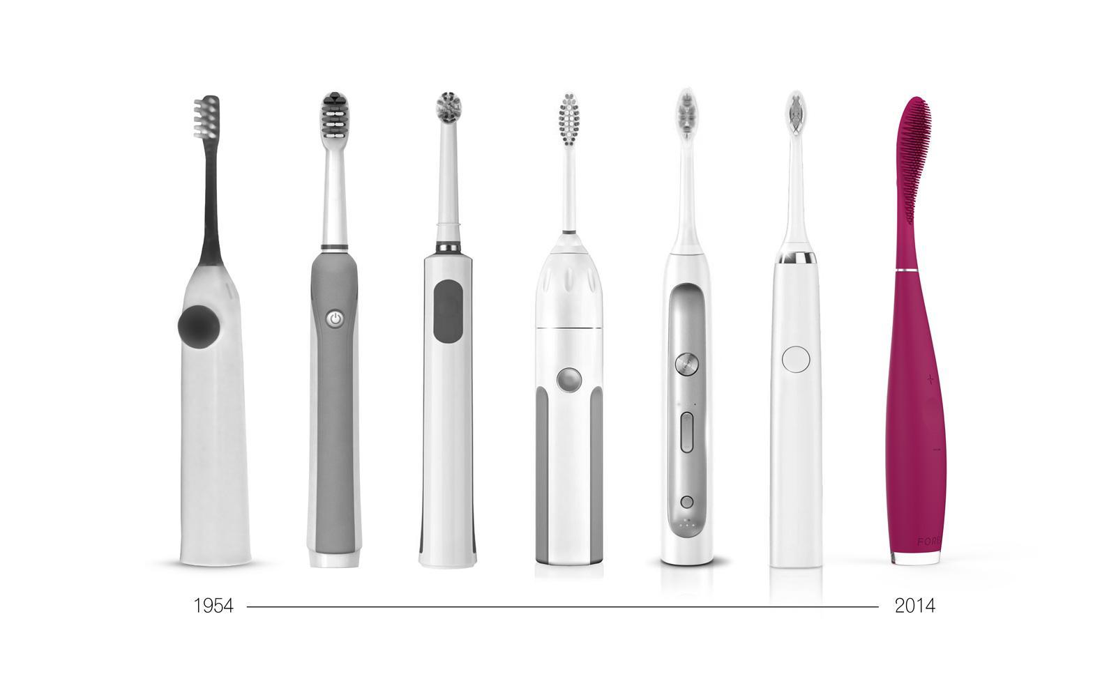 Пятерка лучших электрических зубных щеток