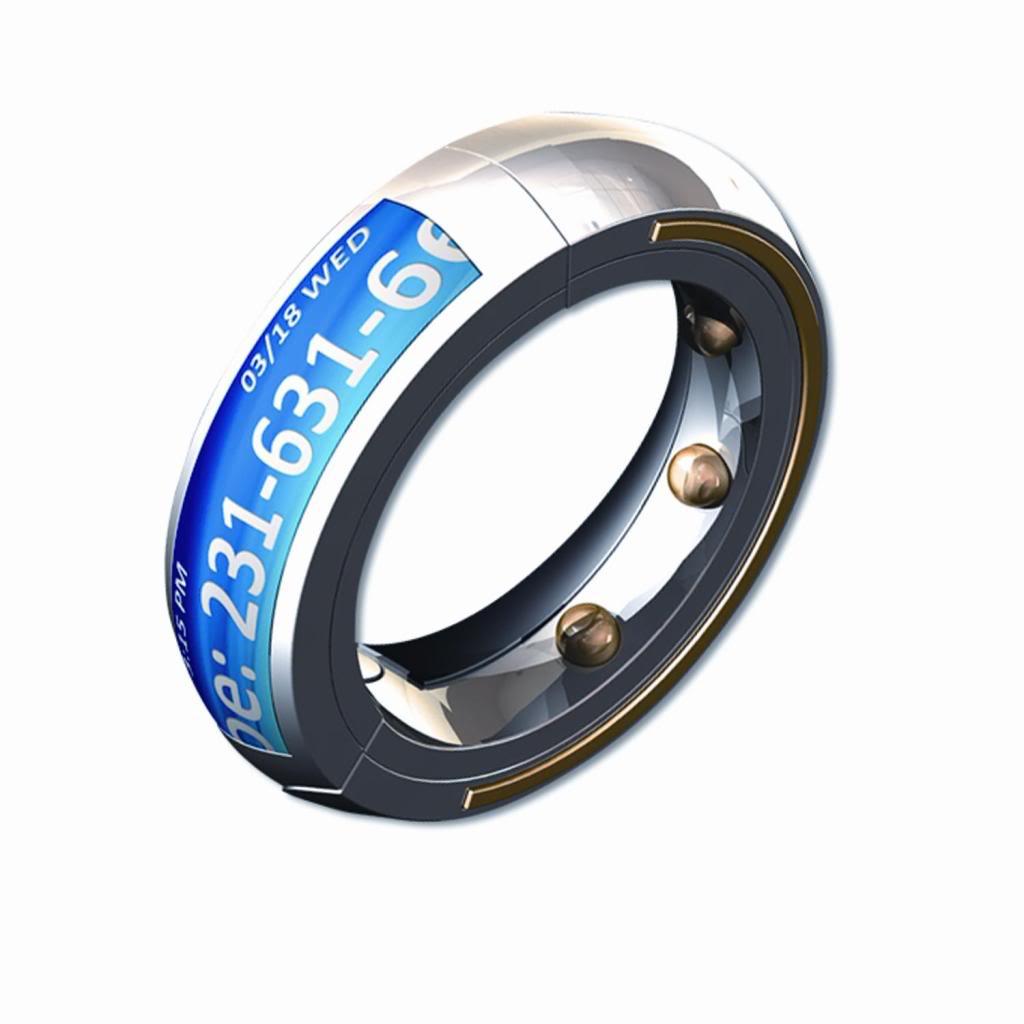 Ring: кольцо всевластия на Bluetooth