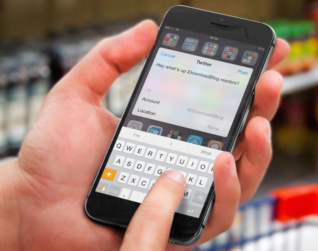 Альтернативная клавиатура для iOS 8: альтернативные клавиатуры для iPad и iPhone
