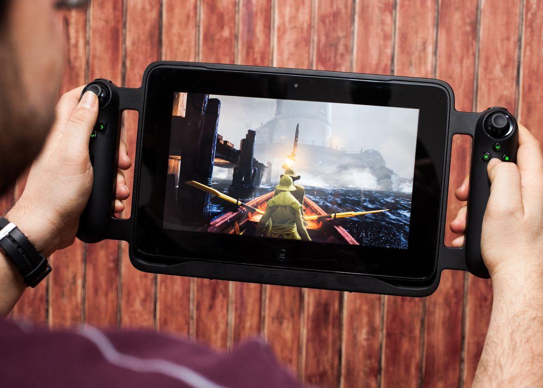 Razer Edge: планшет, универсальный, как швейцарский складной нож