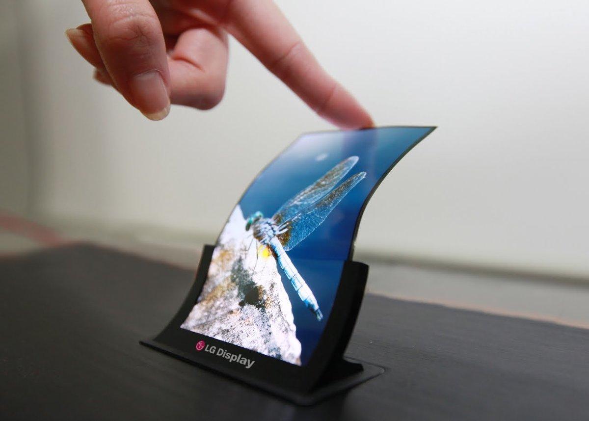 Гибкий сенсорный экран, который можно напечатать на чём угодно