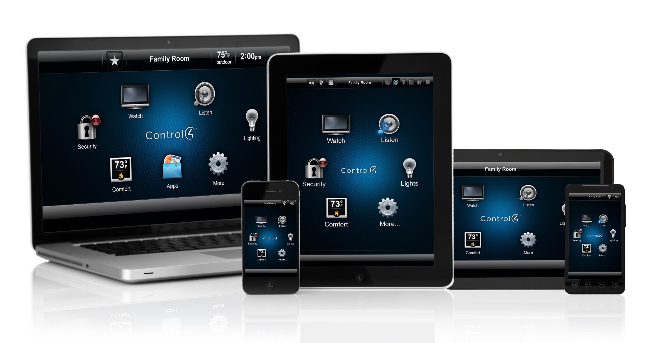 Создаем «умный дом» под управлением Андроид