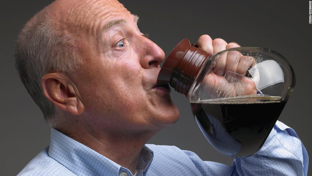 Кофе поможет сохранить хорошее зрение