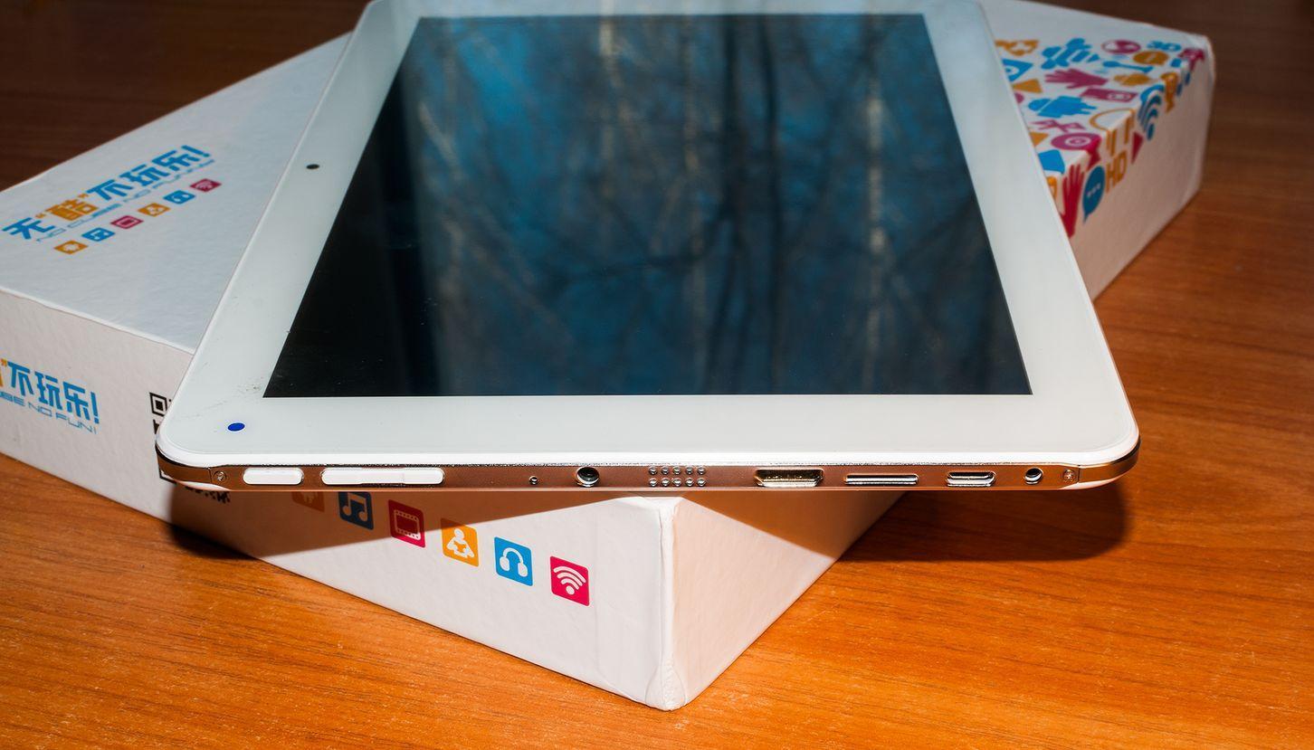 Десятидюймовый китайский планшет Cube [обзор]