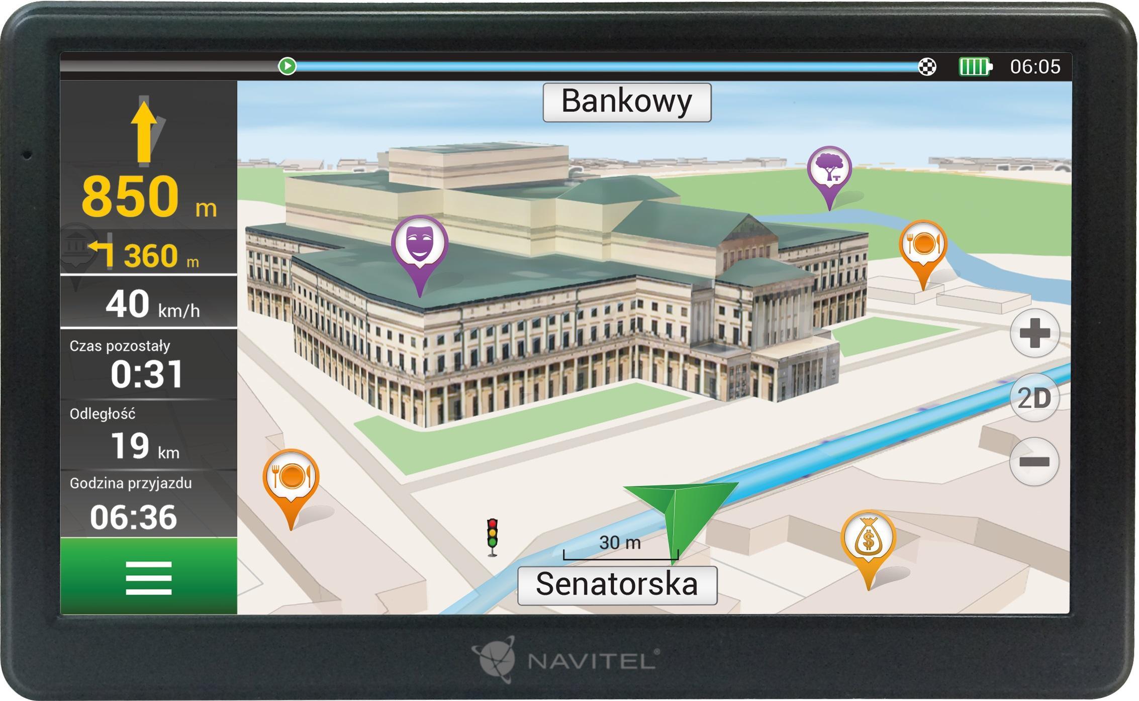 Лучший навигатор для iPhone и iPad: Navitel Navigator и его конкуренты