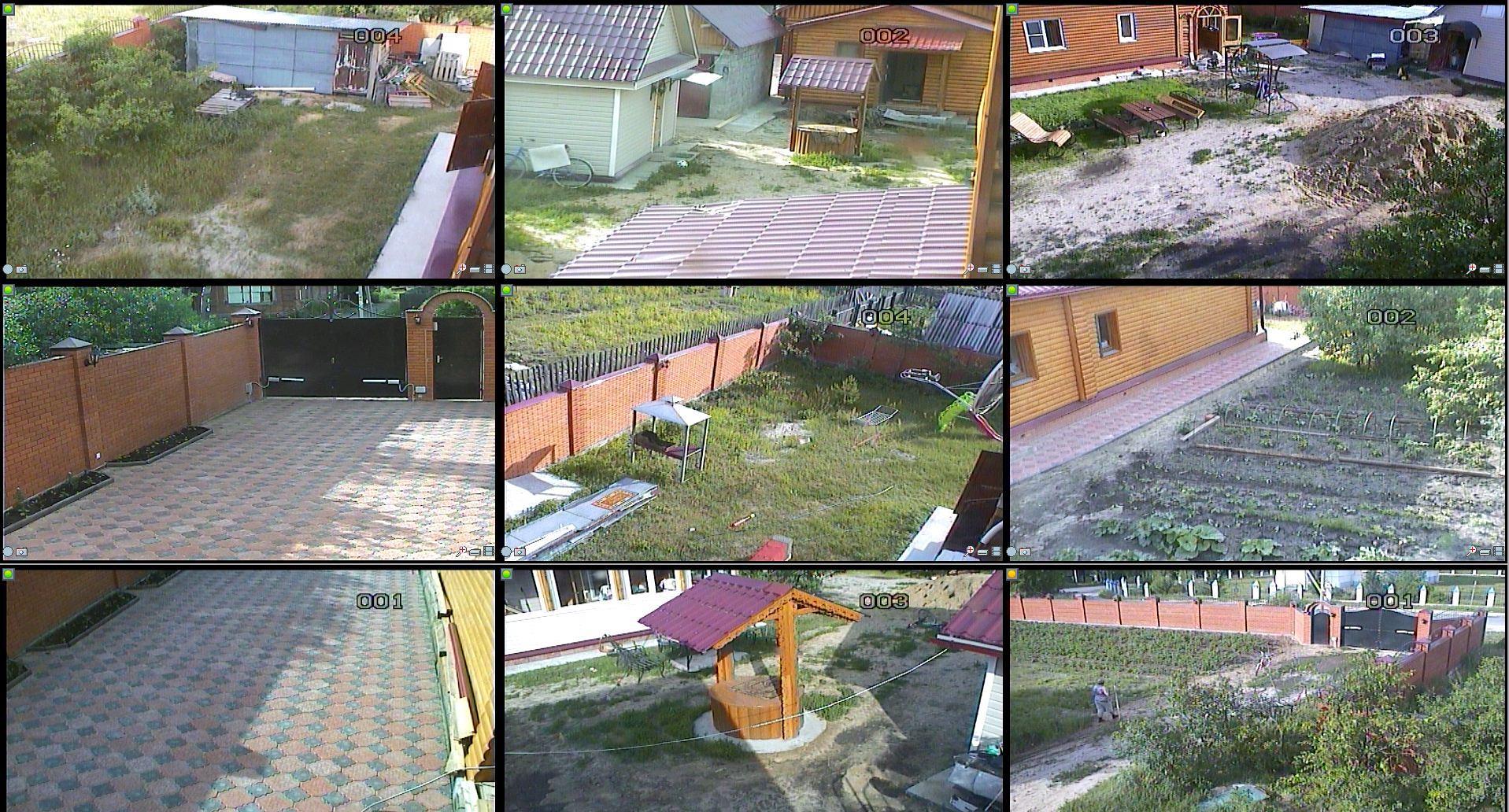 Где установлены камеры видеонаблюдения