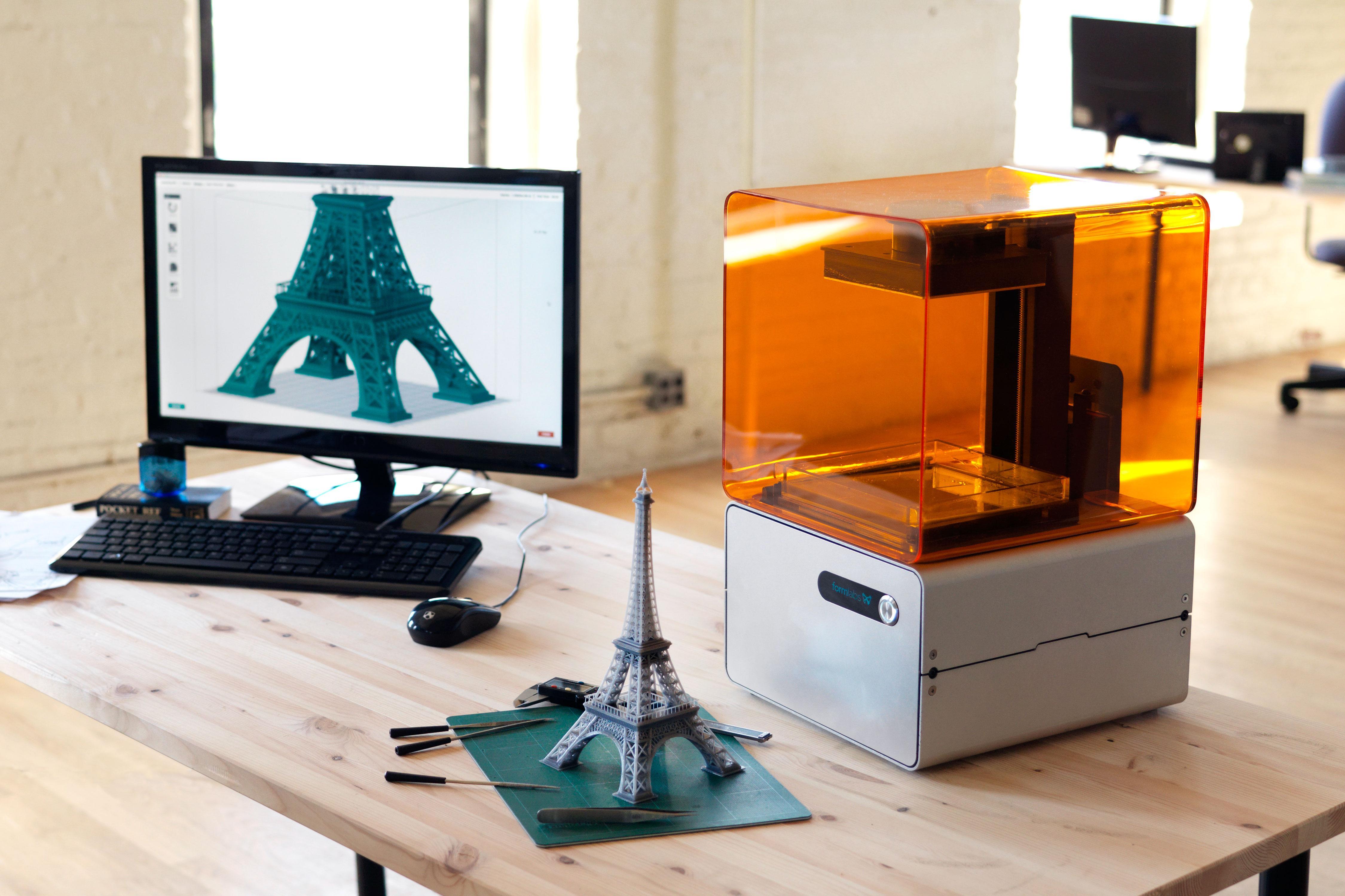 Цены на 3D-принтеры