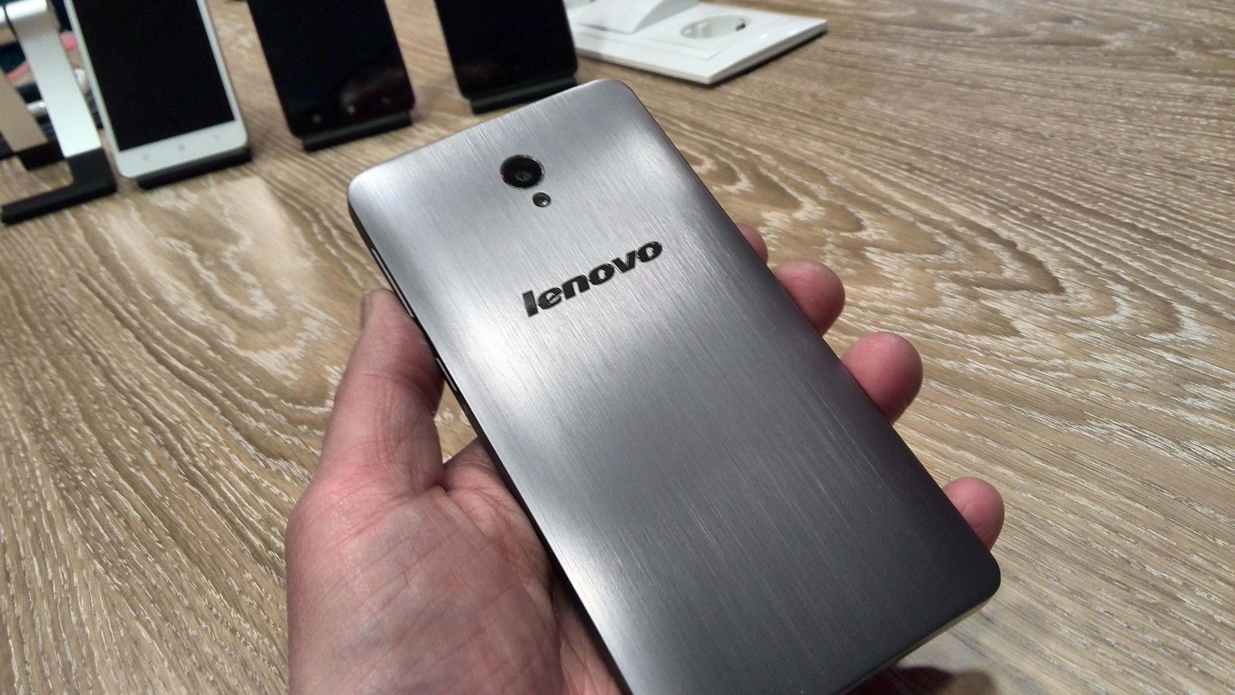 Самый долгоиграющий смартфон: Lenovo S860