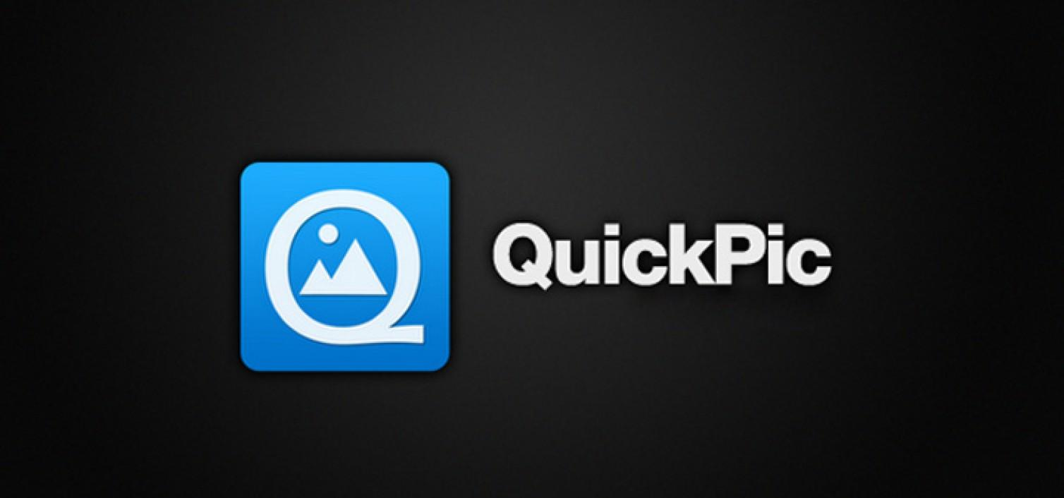 Лучшая фотогалерея для Android — QuickPic