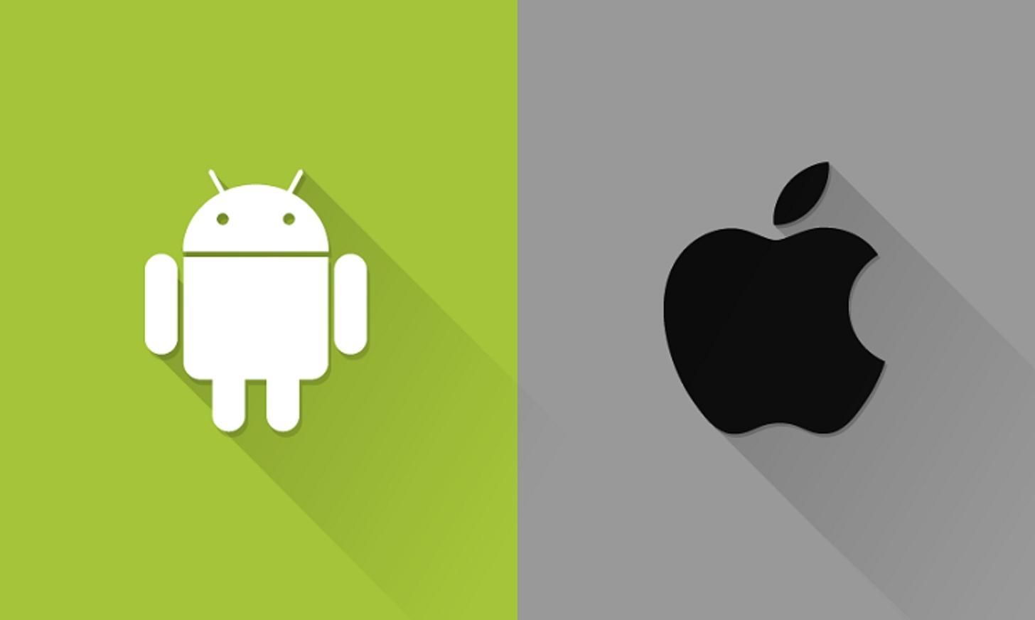 Как установит iOS на Android