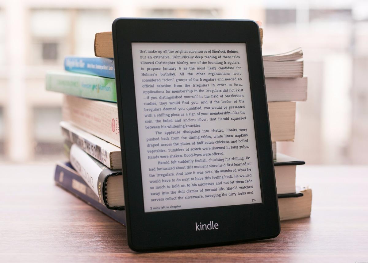 Загружено более 100 миллионов копий книг для Kindle