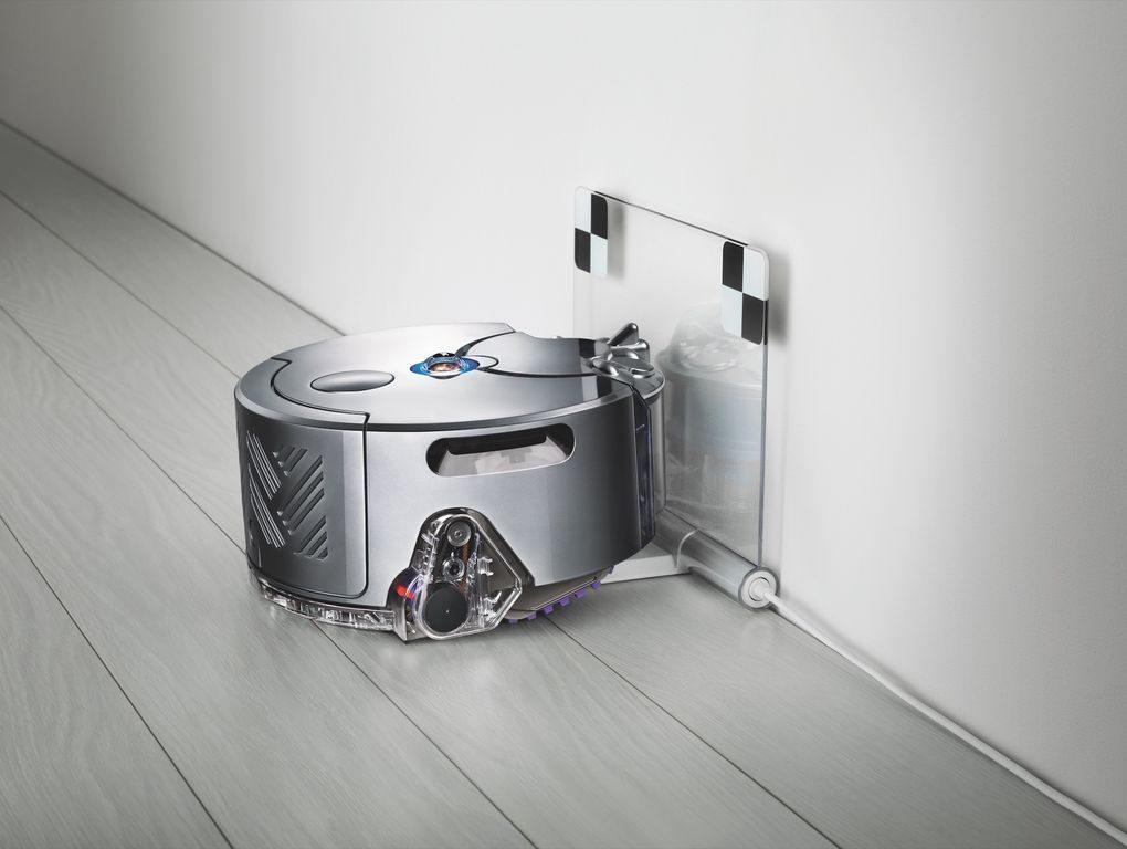"""Dyson намерен создать домашнего робота, способного """"видеть и думать"""", как человек"""