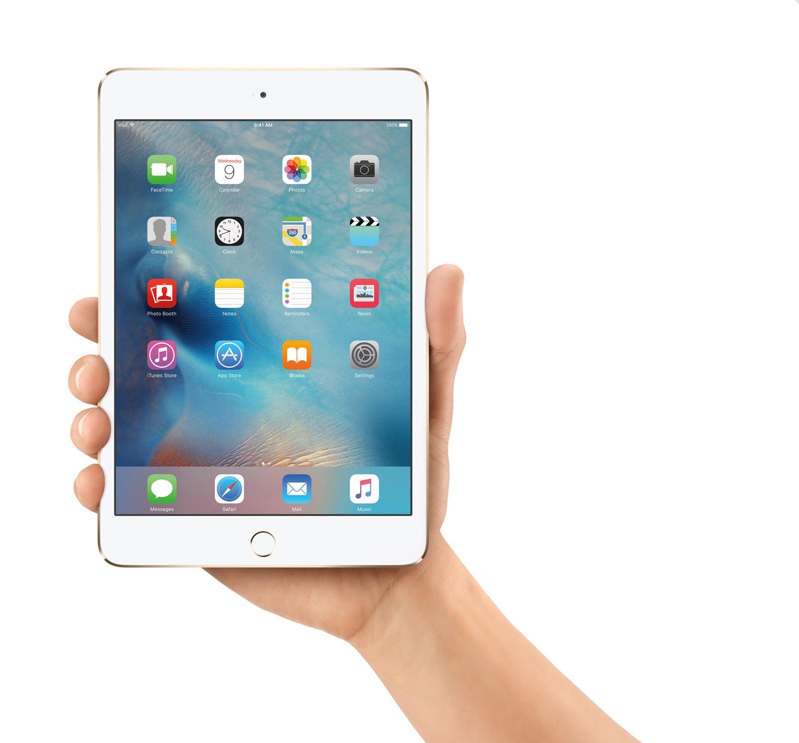 Планшет Apple iPad Мини: комплектация, аксессуары