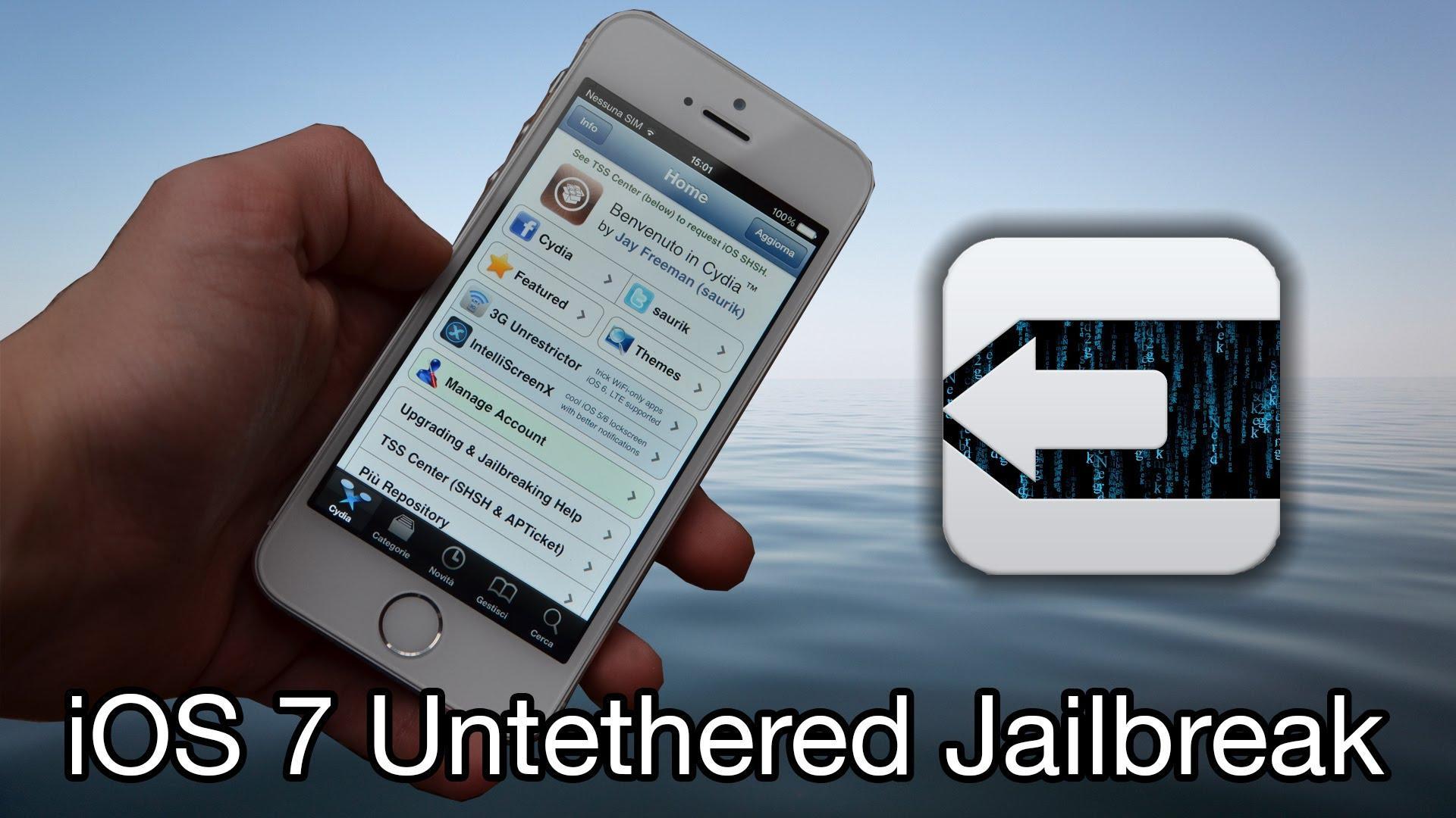 Как сделать jailbreak для iPad mini