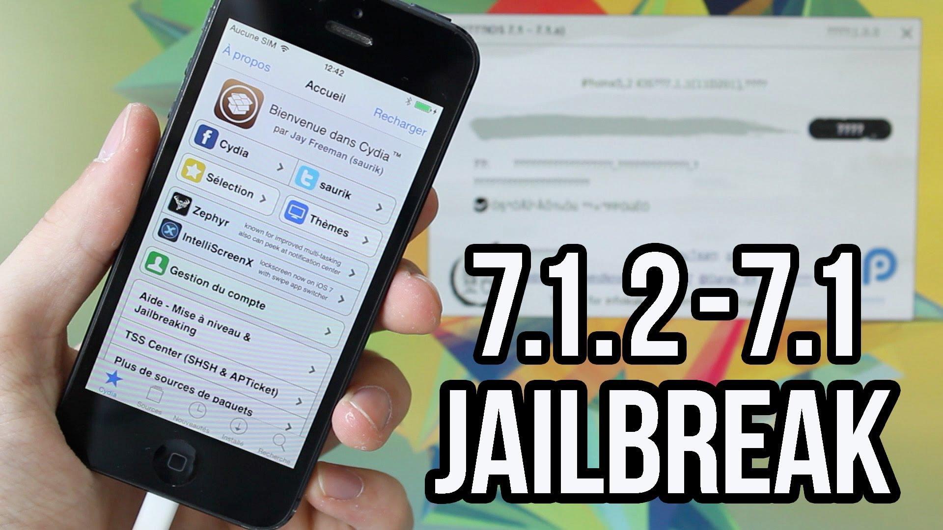 Непривязанный джейлбрейк для iOS 7.1.2 подготовлен в Китае