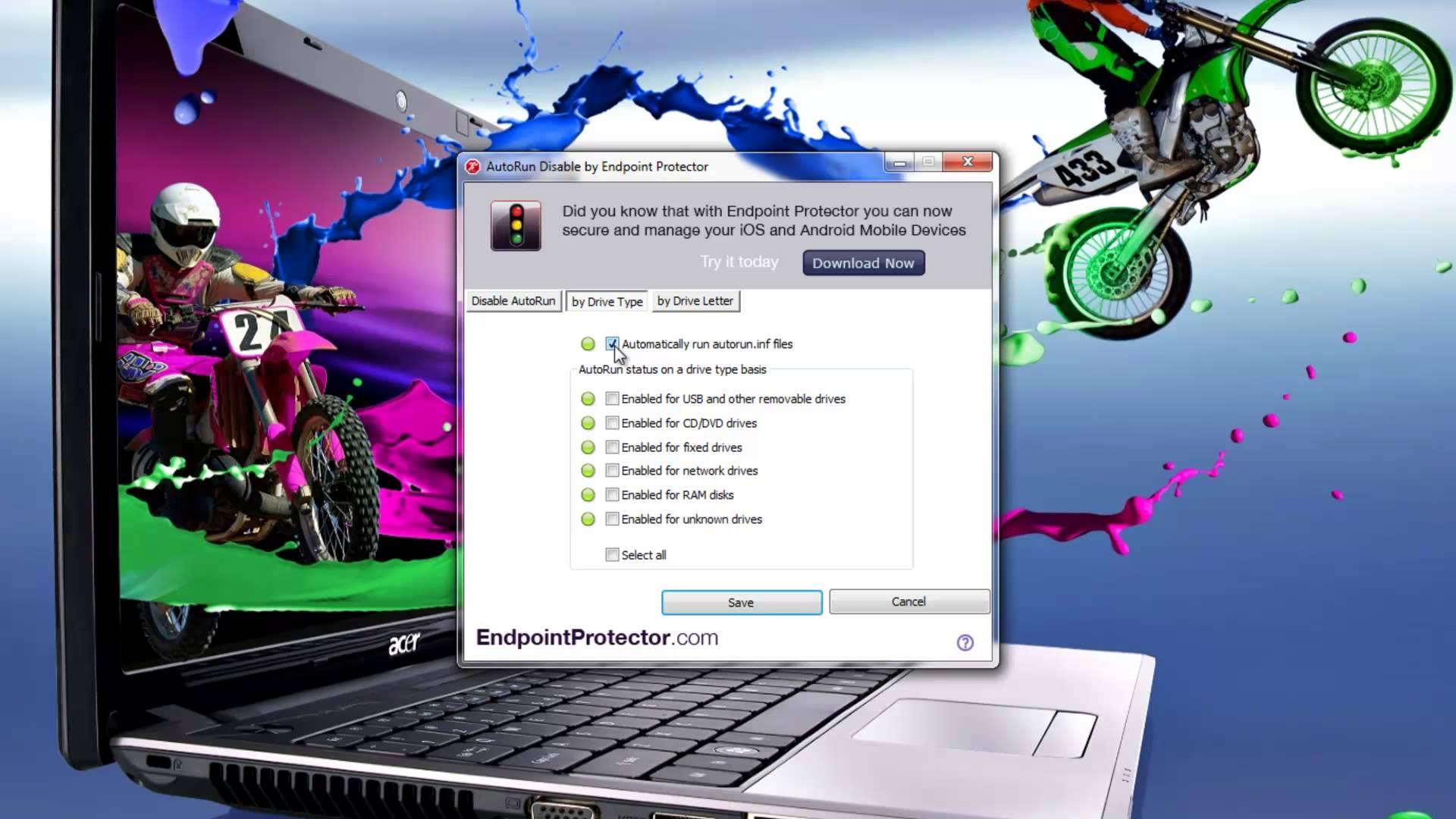 Reboot Restore RX восстановит состояние системы после перезагрузки