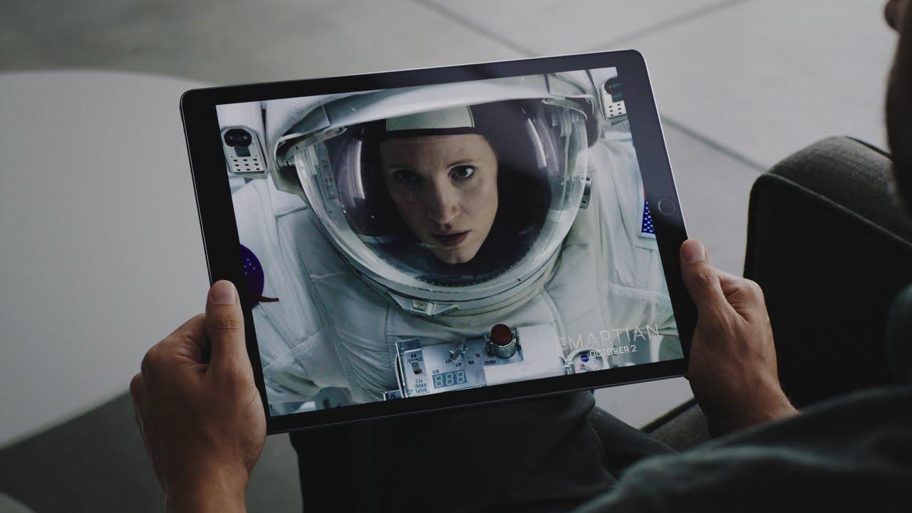 Как загрузить фильм в iPad