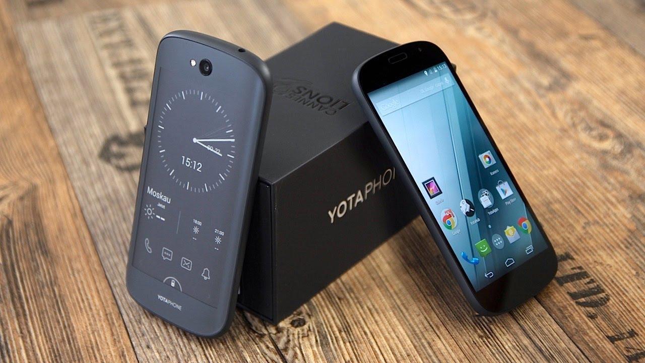 Настоящий русский телефон с двумя экранами – обзор