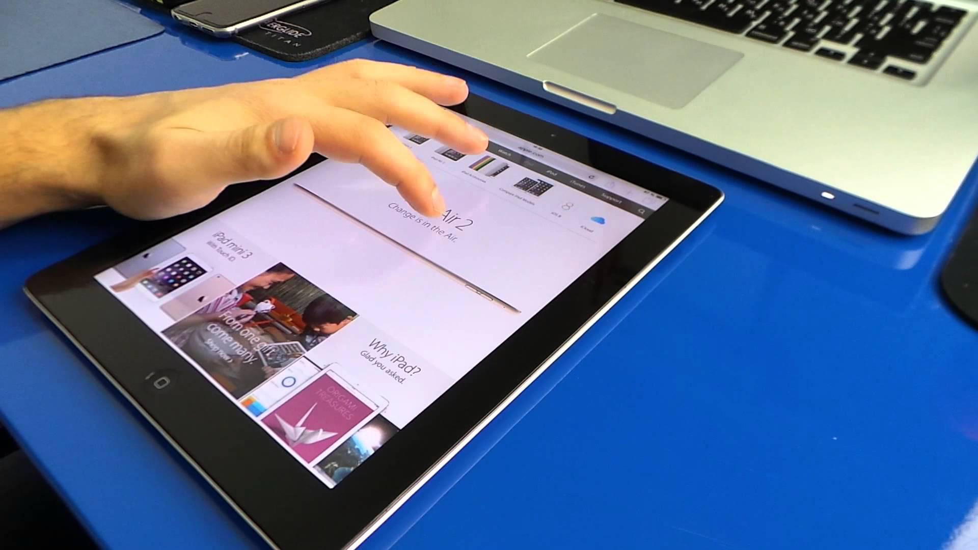 Как прошить iPad 2