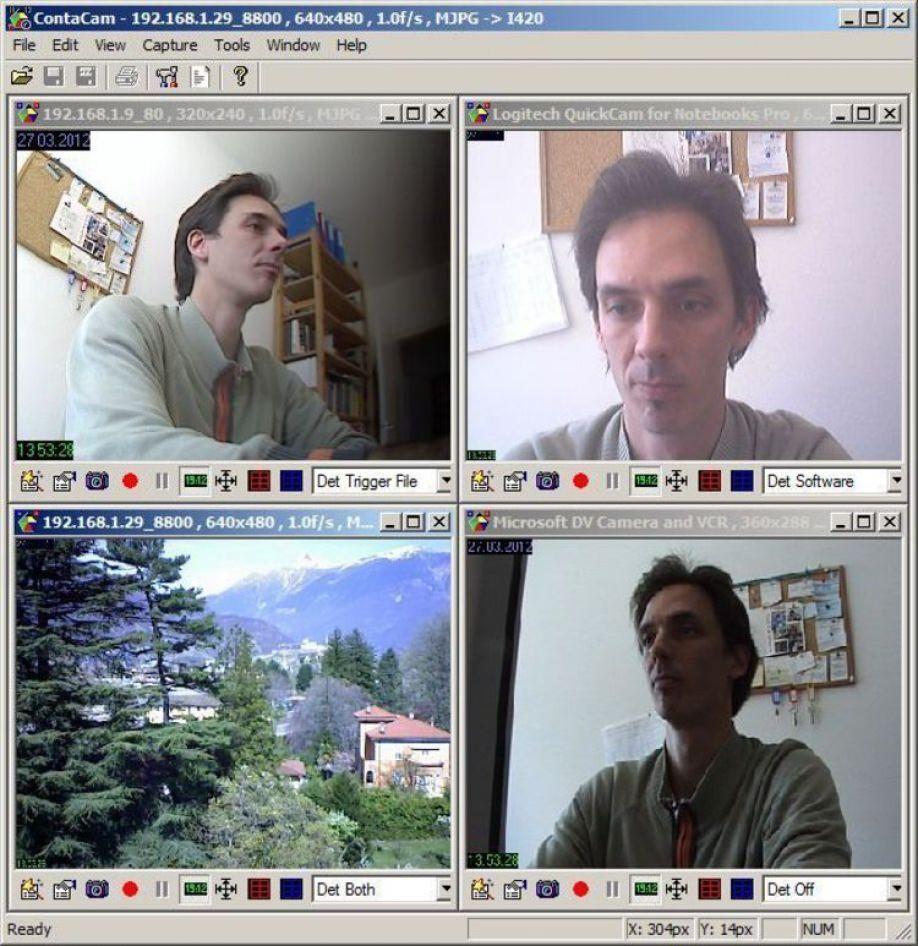 Выбор программы для веб-камеры ноутбука