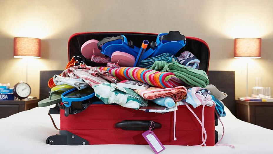 Чтобы не забывать свои вещи в отелях — складывайте их на полотенце