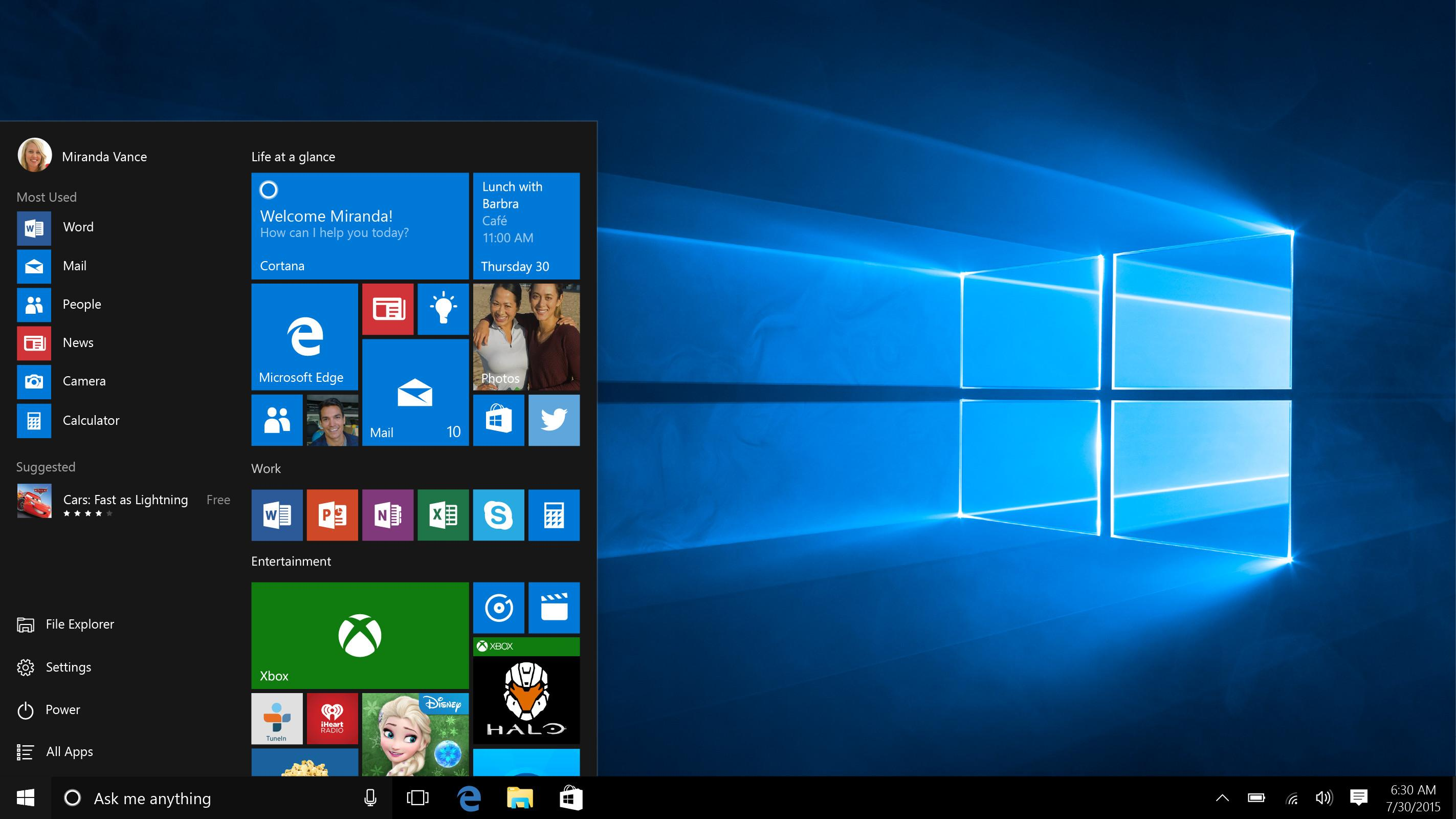 Windows 7 поверх Windows 8