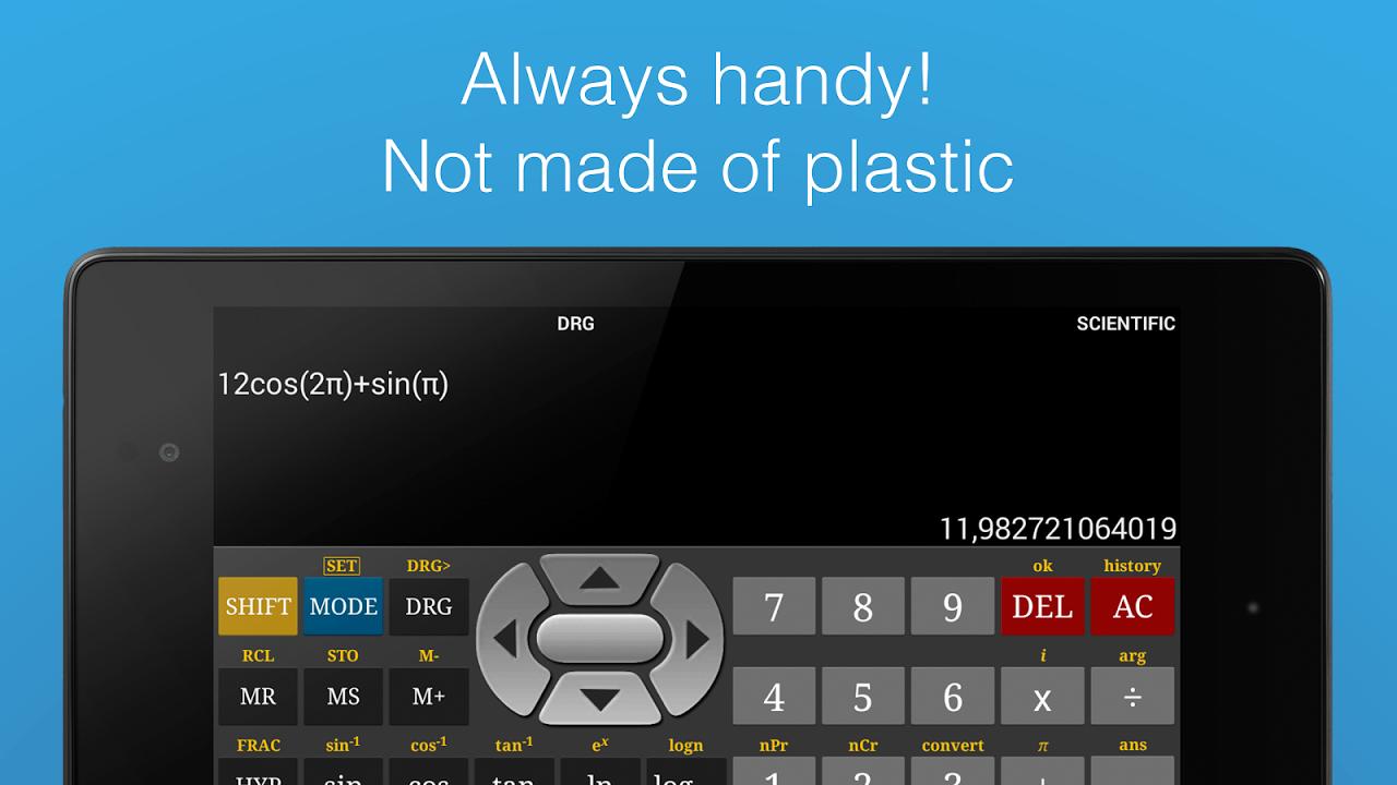 Скачать инженерный калькулятор на компьютер — самый простой способ