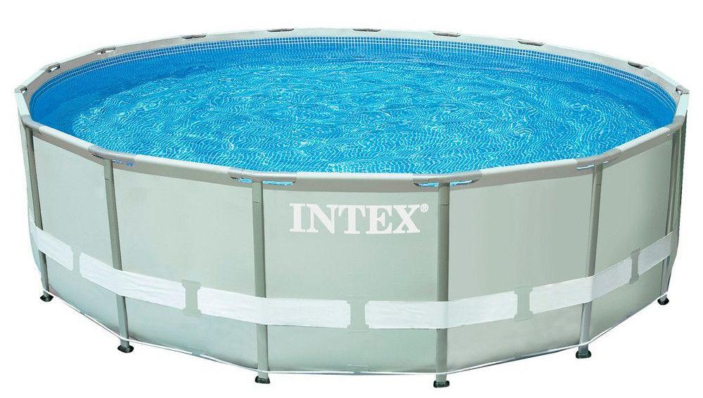 Ремонт бассейнов Intex