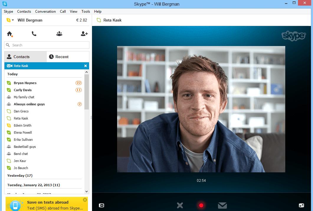 Где скачать Скайп бесплатно на ноутбук и как установить его