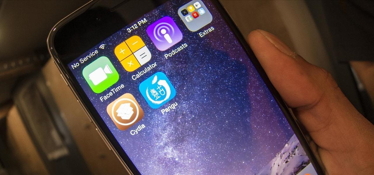 Джейлбрейк для iOS 8.1 уже готов