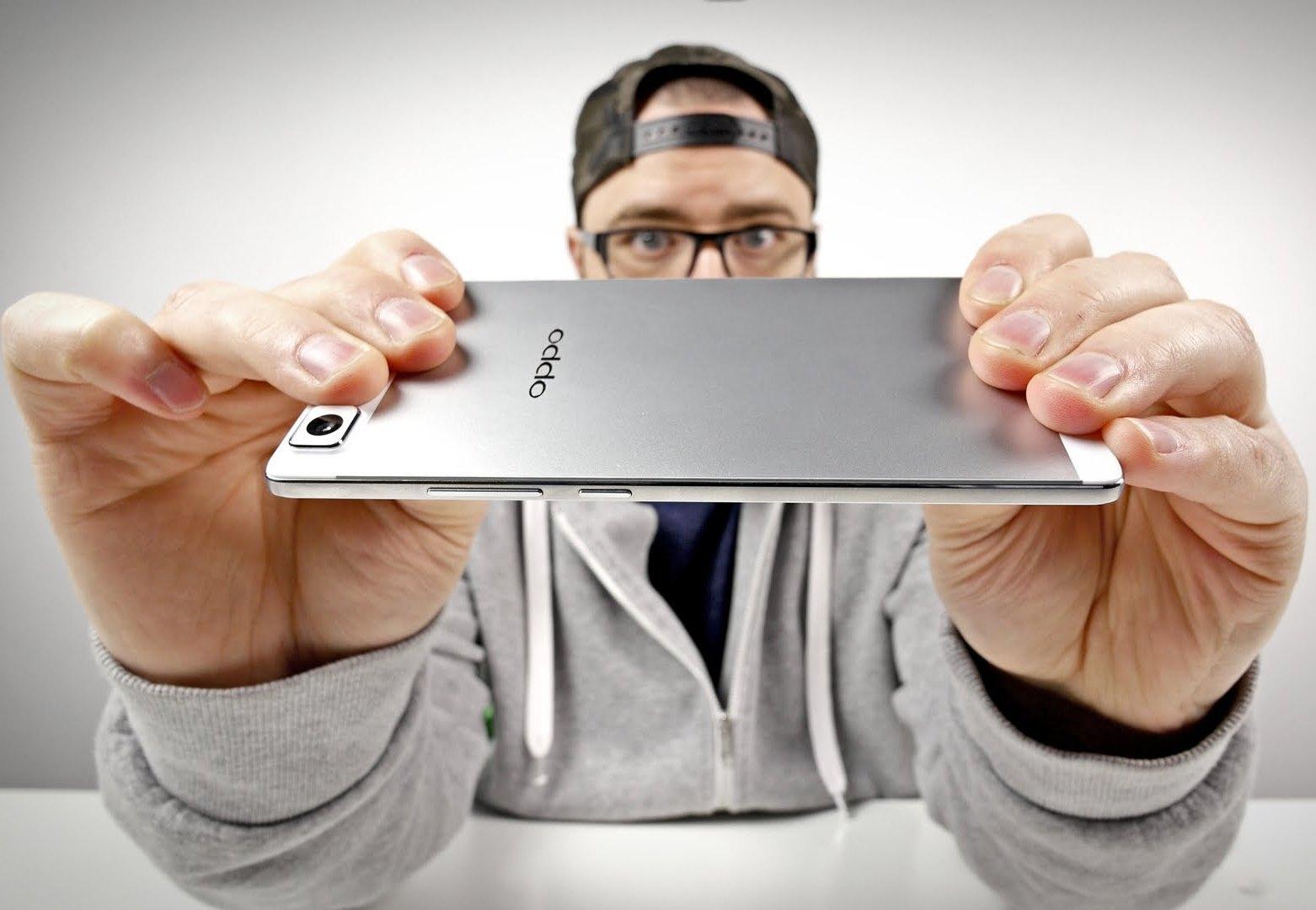 Самый тонкий телефон в мире от китайского производителя