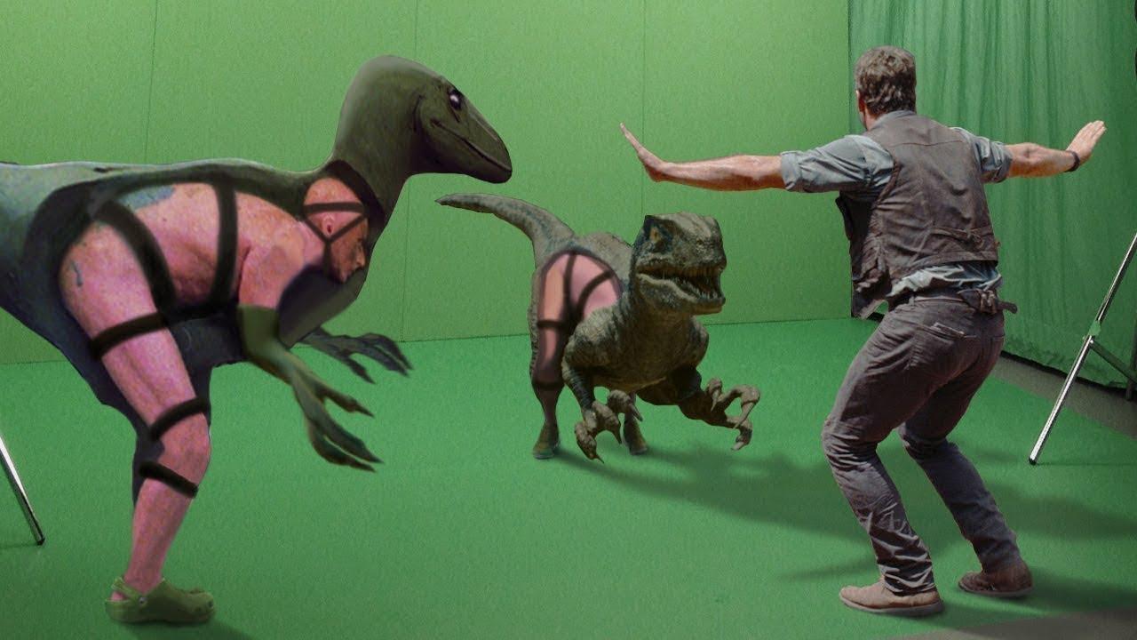 Как создают фильмы сегодня