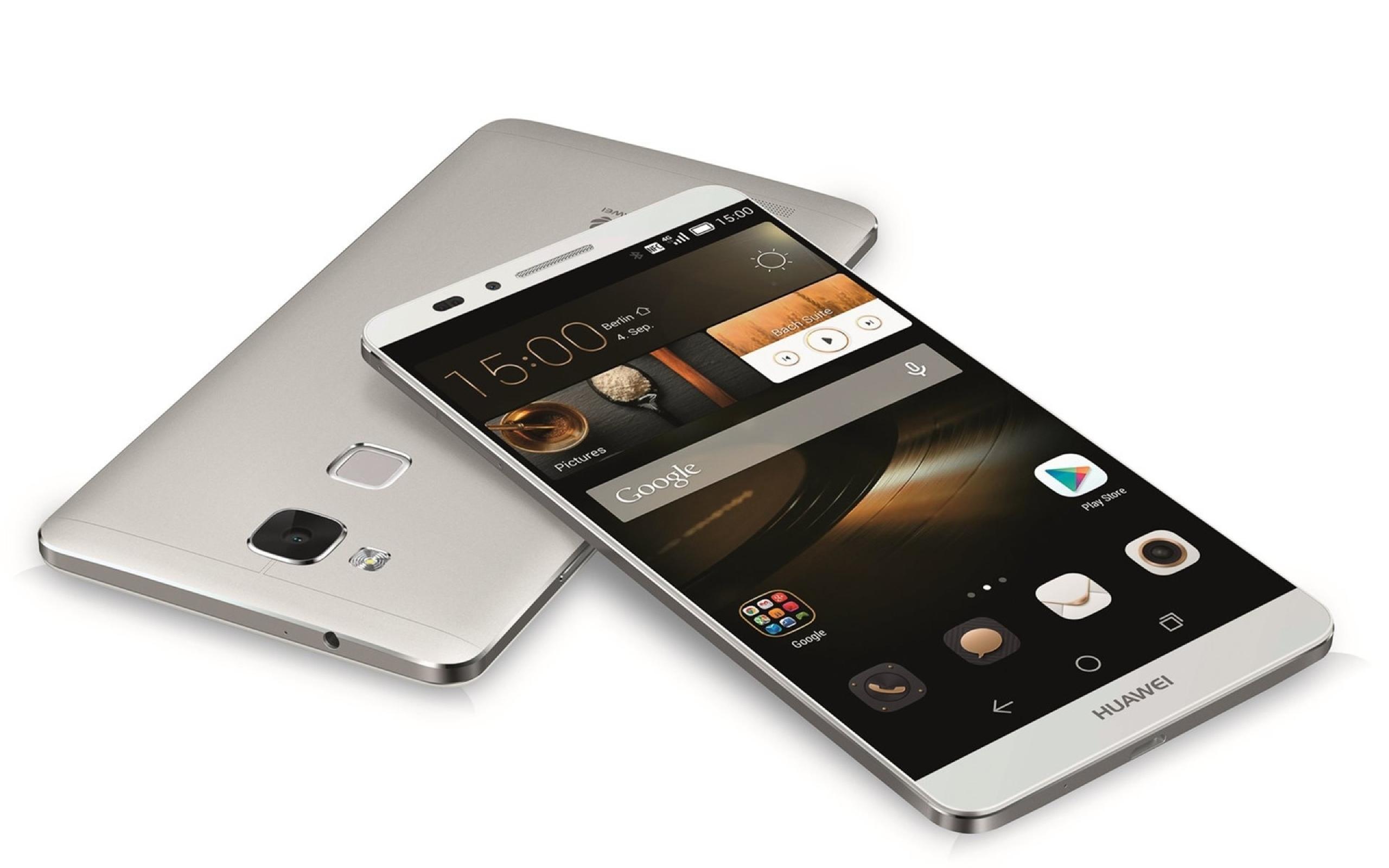 Huawei Ascend Mate 7: обзор и технические особенности