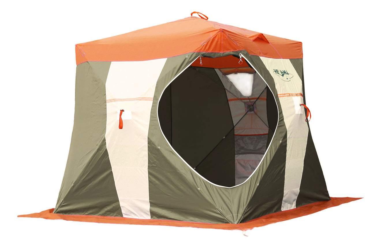 Какую палатку выбрать