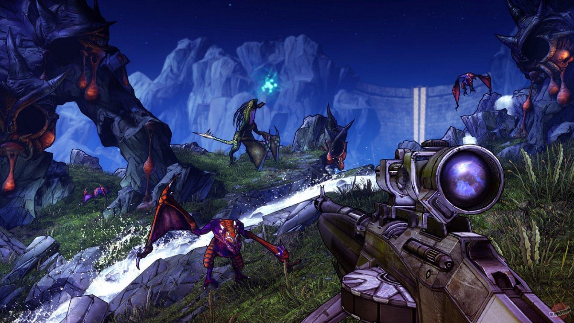Игра без границ: Borderlands 2 собрала более 5 миллионов пользователей