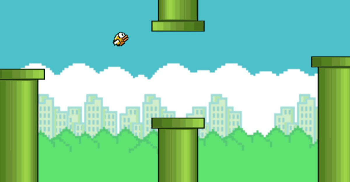 Играть в Flappy Bird могут даже те, кто вовремя не успел установить игру (только теперь это стоит $1500)