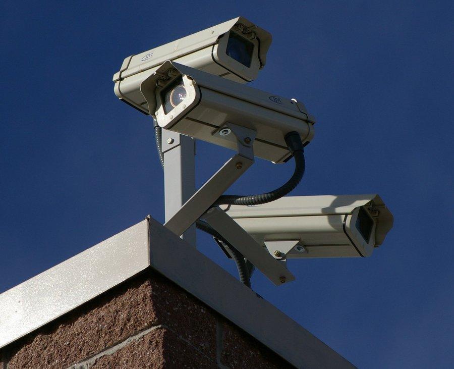 Принцип действия камеры слежения