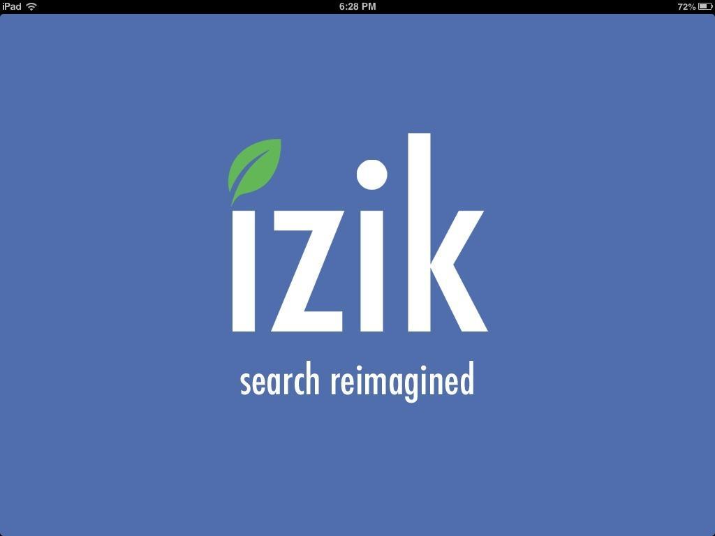 Izik – поисковый сервис для планшетов – наступает на пятки Google Now и Siri