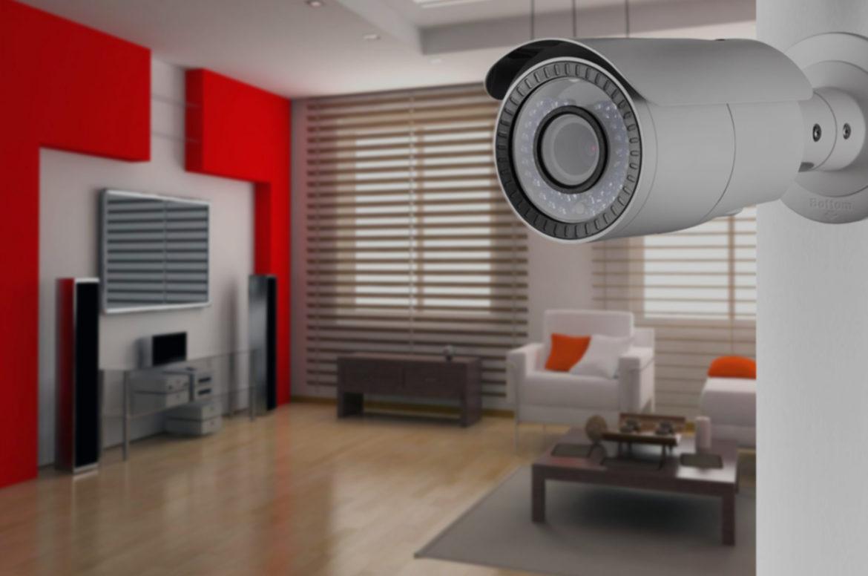Установка видеонаблюдения квартиры