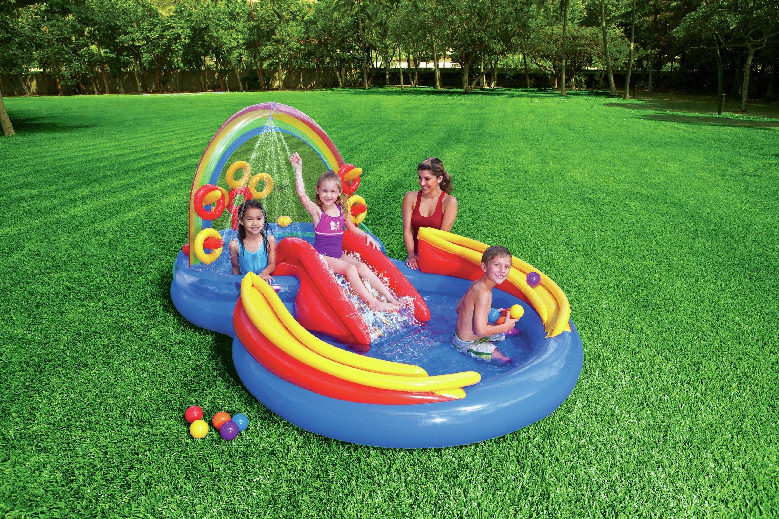 Сколько стоит детский бассейн