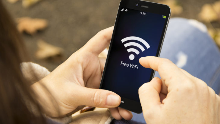 Проблемы с Wi-Fi на iPhone 4S или iPad