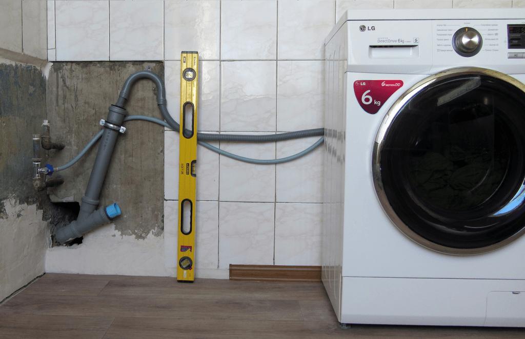 Как правильно установить стиральную машину у себя дома
