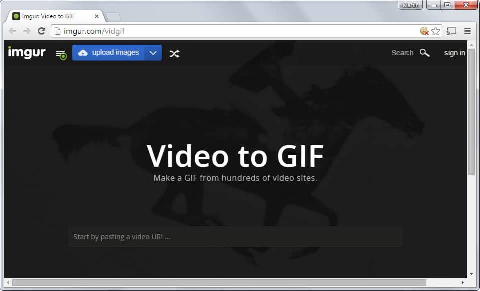 Imgur запустил новый онлайн-инструмент для конвертации видео в гифки