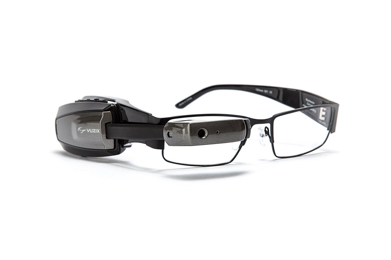 Ближайший конкурент Google Glass – Vuzix M100 Smart Glasses [предварительный обзор]