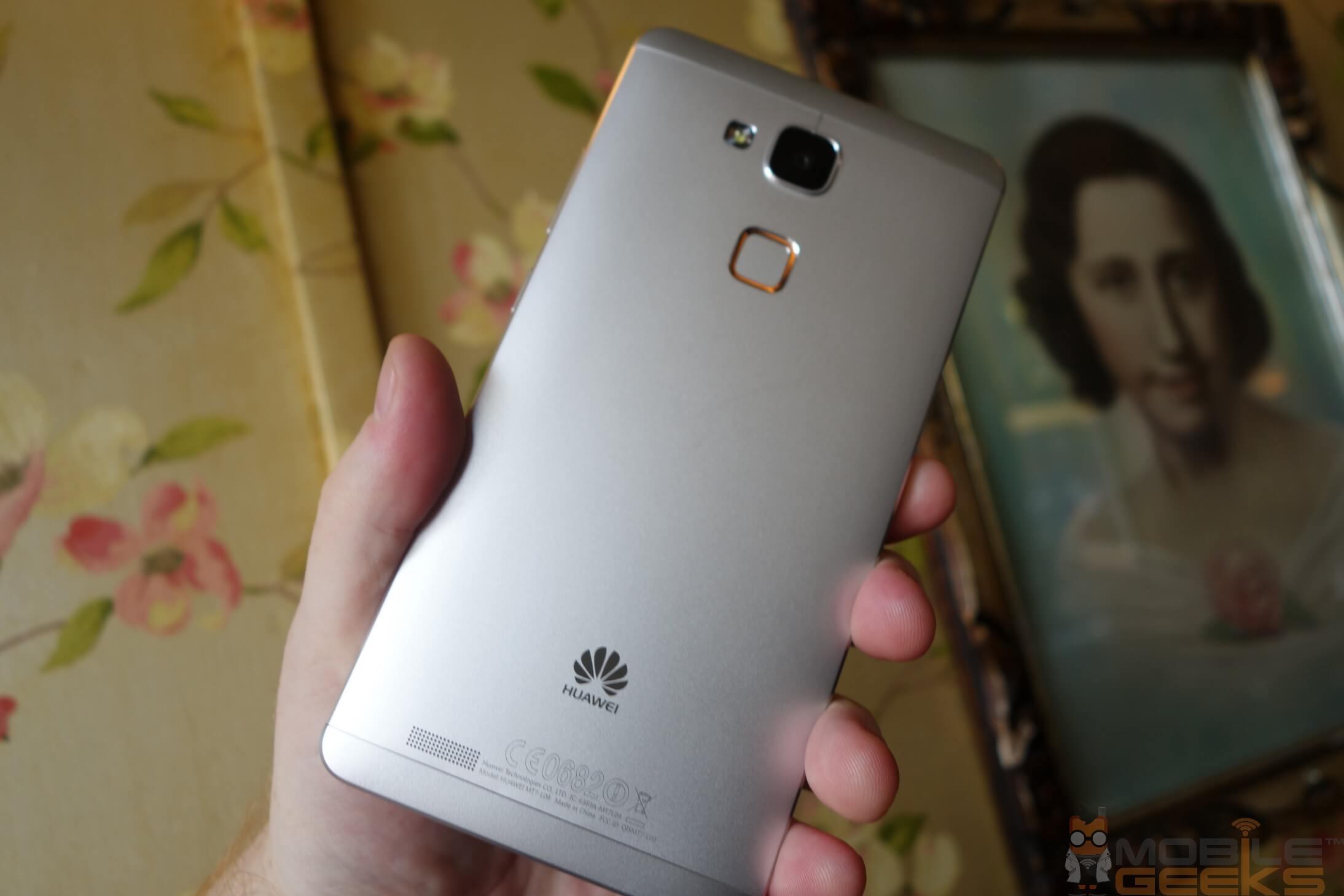 Великолепный китаец: Huawei Ascend Mate 7