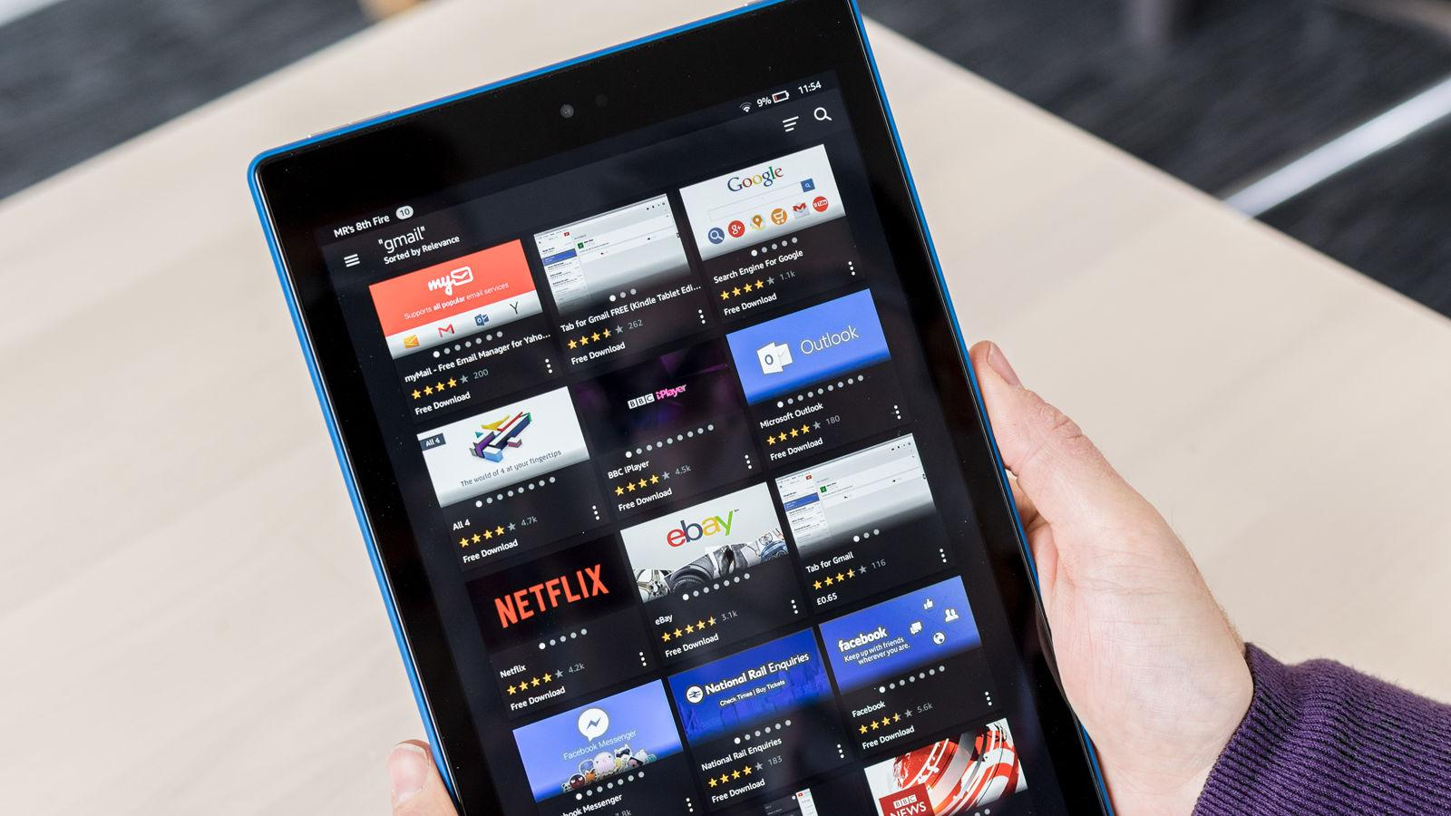 Видеообзор Amazon Kindle Fire HD