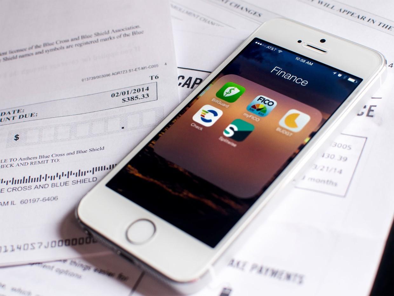 Учет домашних расходов на iPhone: выбор