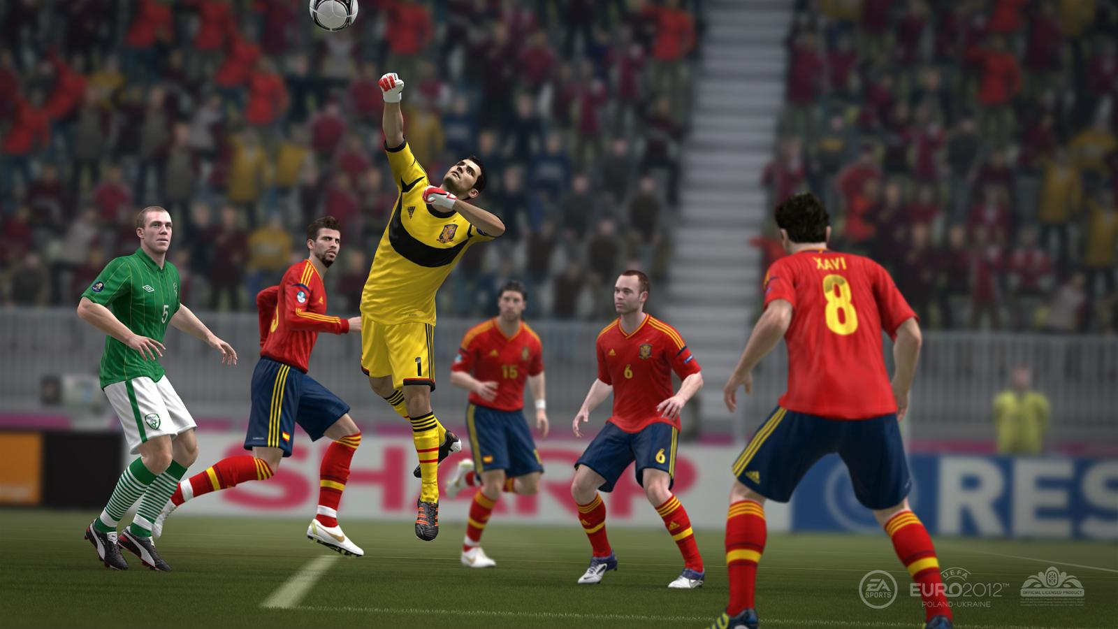 FIFA 2012 на Андроид: скачивайте футубол на свой планшет